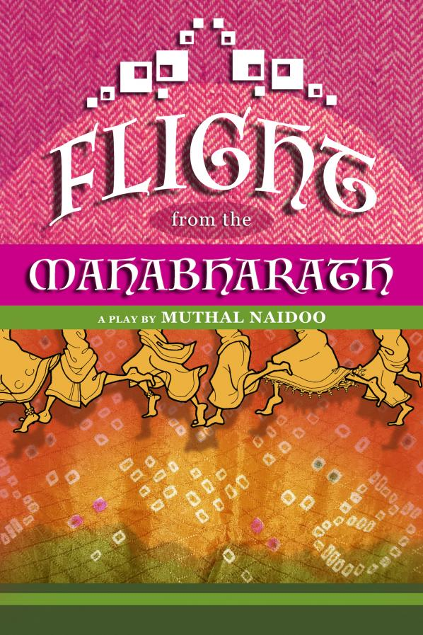 flight from the mahabharath show logo
